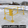 LadderGuard Lite 7.5 Fixed Ladder Guarding System