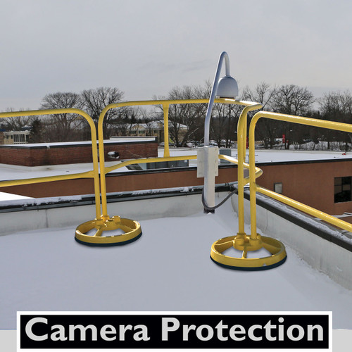 CAMERA PROTECTION WITH SRC 360 MOBILE SAFETY RAILING