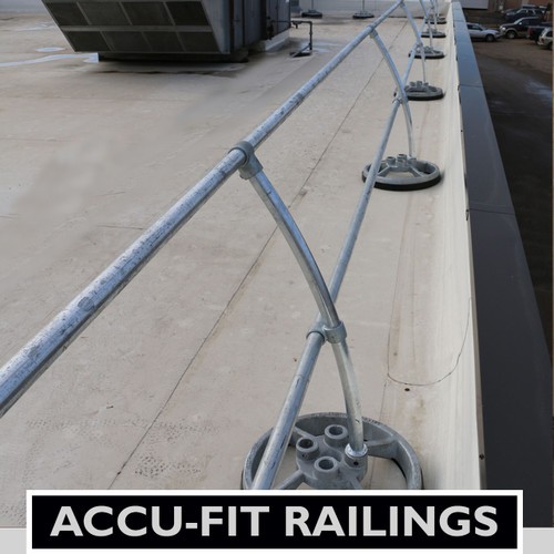 Accu-Fit Mobile Safety Railings
