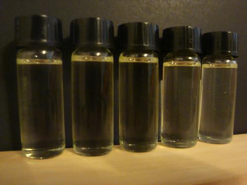 Premium Beard Oil Trial Size(1ct/1Dram) U PICK