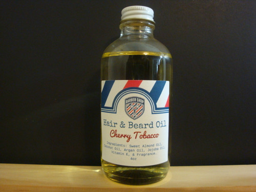 4oz Glass Bottle Premium Hair & Beard Oils -U PICK FREE SHIPPING