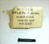 27 - SCREW, Trigger Guard, Rear (round head)