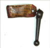 Handle, Slide Traversing Stop w/ collar and nut