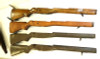 M14 Stocks and M1 Garand Barrels