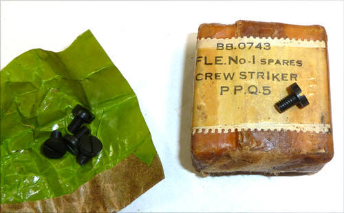 50 SCREW, Striker, No4 & No1 Rifles (NOS)