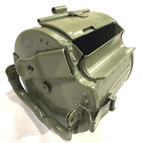 ORIGINAL WW2 Marked MG34/42 Basket Drum (Yugo repainted)