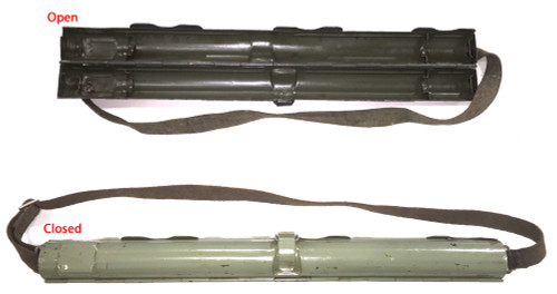 Nazi marked: Laufschützer 34, MG34 & MG42 barrel carrier (converted)