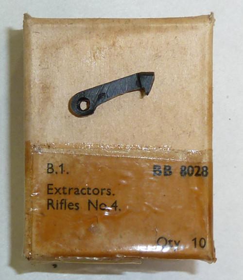 100 pcs of EXTRACTOR, No4 Mk1
