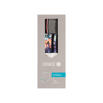 Stance Summer 3 Pack Toddler Socks