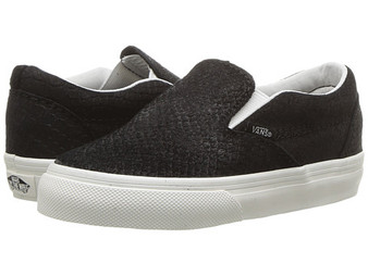 Vans CSO Snake Suede Slip On Toddler Shoes US5 & 7 only