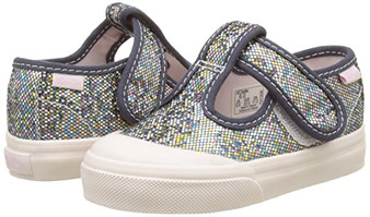 Vans Leena Multi Glitter Delicacy Toddler Shoes US4 & 10 only