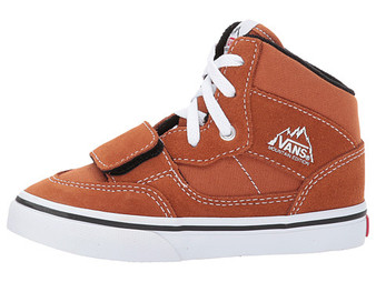 Vans Mountain Edition Ginger Glaze Kids Shoes