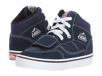 Vans Mountain Edition Dress Blues Toddler Shoes US4 & 5 only