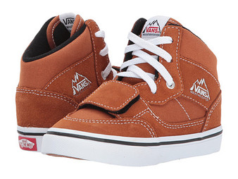 Vans Mountain Edition Ginger Glaze Toddler Shoes US4 & 5 only