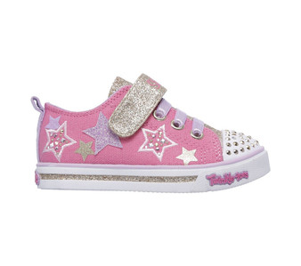 Skechers Twinkle Toes Sparkle Glitz Twinklerella girls Light Ups