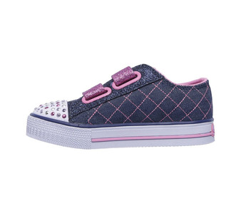 Skechers Twinkle Toes 2.0 Glitter Crush girls Light Ups