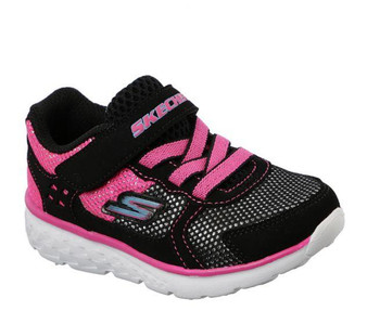 Skechers Go Run 400 Sparkle Sprinters black girls runners