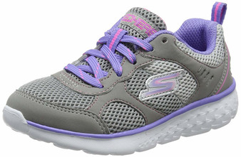 Skechers Go Run 400 Lavender Girls Sneakers