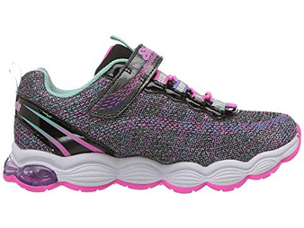 Skechers Glimmer Lights Girls Light Up Sneakers