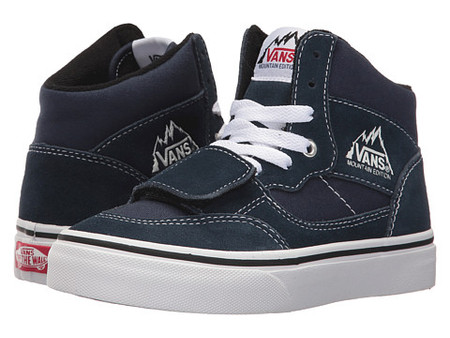 Vans Mountain Edition Dress Blues Kids Shoes