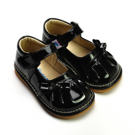 "Freycoo ""Grace"" Black Shoes"