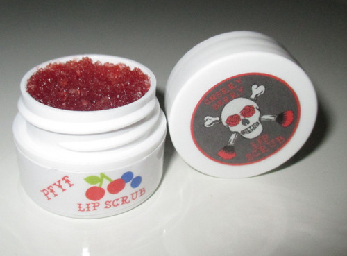 Cherry Berry Lip Scrub