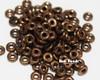 4x1mm Antique Bronze O Beads (100 Grams)