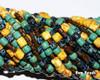 6/0 - 11/0 Aged Bugles Picasso Multi Mix (1/4 Kilo)