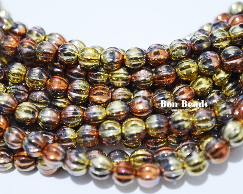 6mm California Gold Rush Melons (300 Pieces)