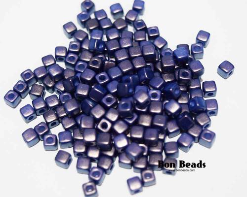 6/0 Pantone Dark Cerulean Cubix® (50 Grams)
