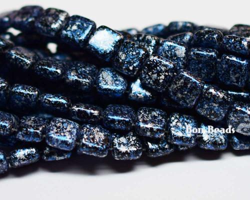 6mm Granite Galaxy Lapis  2 Hole Tiles (600 Pieces)