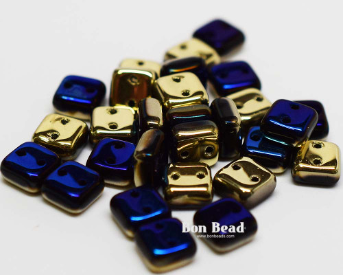 6mm California Blue Rush 2 Hole Chexx (50 Grams)