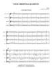 Four Christmas Quartets for Brass Quartet (Various/arr. Beyrent)