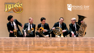 Canadian Brass welcomes back hornist Jeff Nelsen