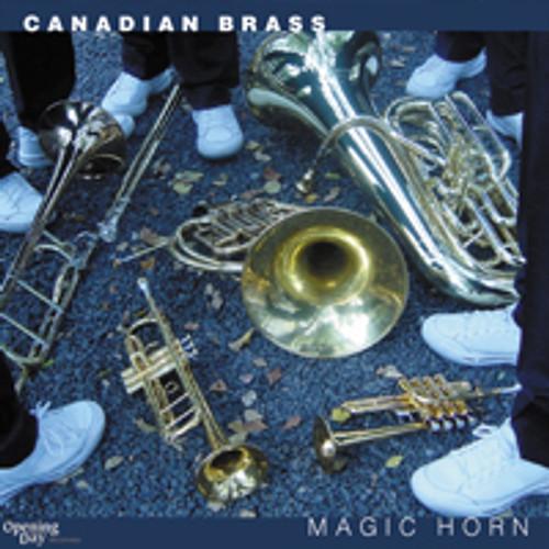 CANADIAN BRASS: MAGIC HORN CD