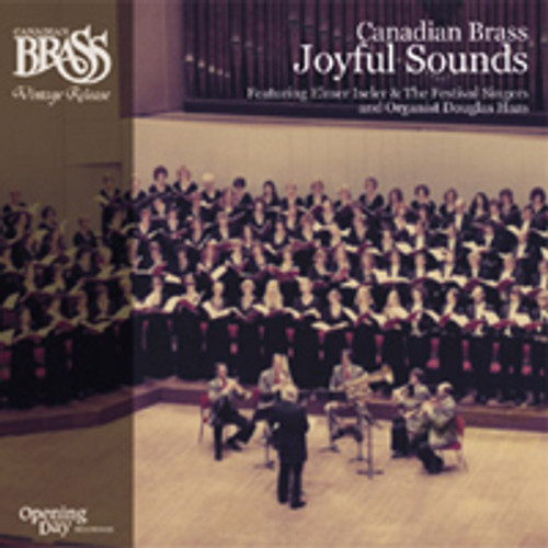 CANADIAN BRASS: JOYFUL SOUNDS CD