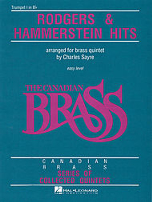 Canadian Brass Quintet Music-Rodgers & Hammerstein Hits