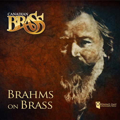 CANADIAN BRASS: BRAHMS ON BRASS CD DIGITAL DOWNLOAD / single track downloads available below