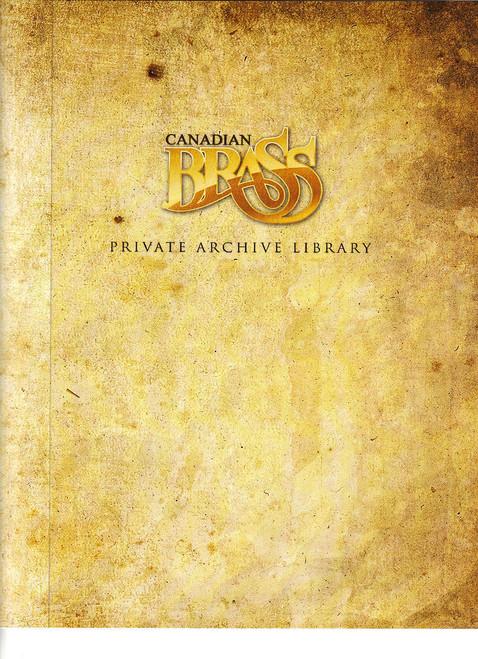 Carnaval  Brass Quintet Music (Schumann/ Ridenour & Coletti) Archive Music