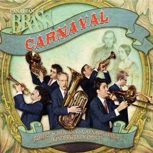 Sphinxes (Schumann) from Canadian Brass Carnaval recording / single track digital download