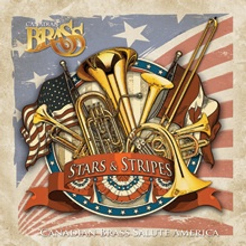 A George M. Cohan Salute from the recording Stars & Stripes: Canadian Brass Salute America / single track digital download