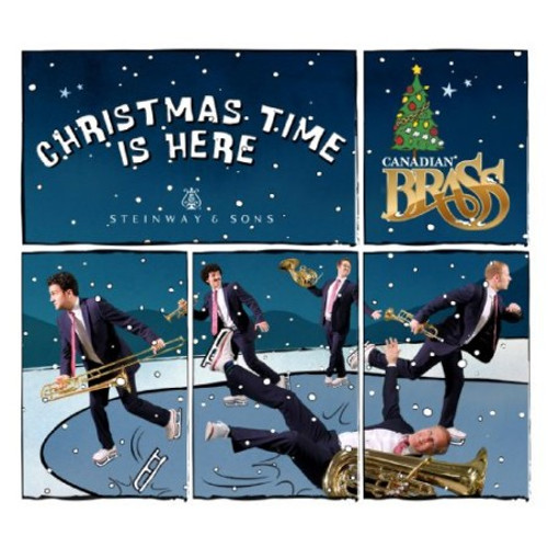 Fur Elise (Theme and Variations) from the Canadian Brass recording, Christmas Time is Here / single track digital download