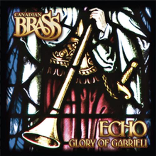 Echo, Glory of Gabrieli CD Digital Download