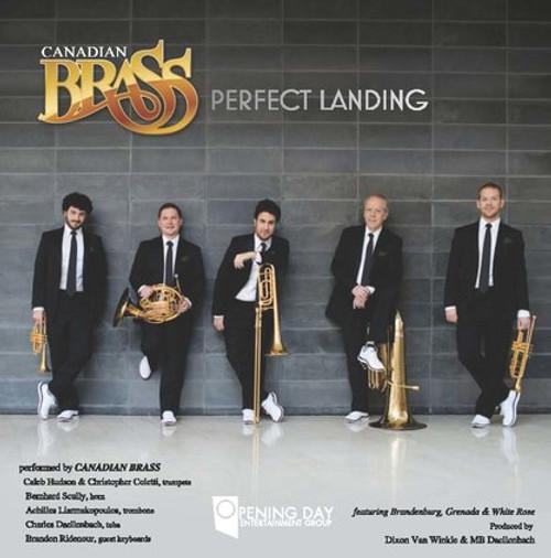 Perfect Landing: Canadian Brass CD