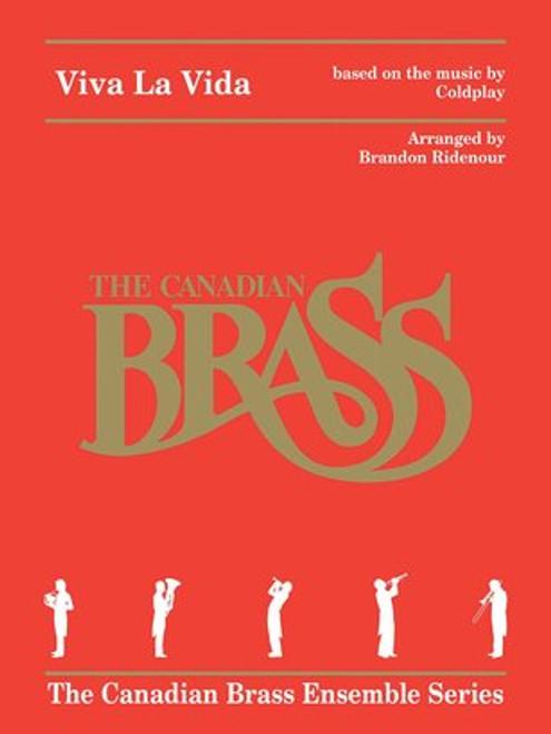 Viva La Vida Brass Quintet (Coldplay/ arr. Ridenour)