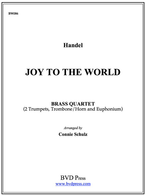 Joy to the World Brass Quartet (Trad./arr Frerich)