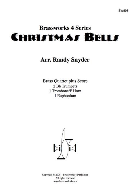 CHRISTMAS BELLS BRASS QUARTET (TRAD./SNYDER) PDF Download