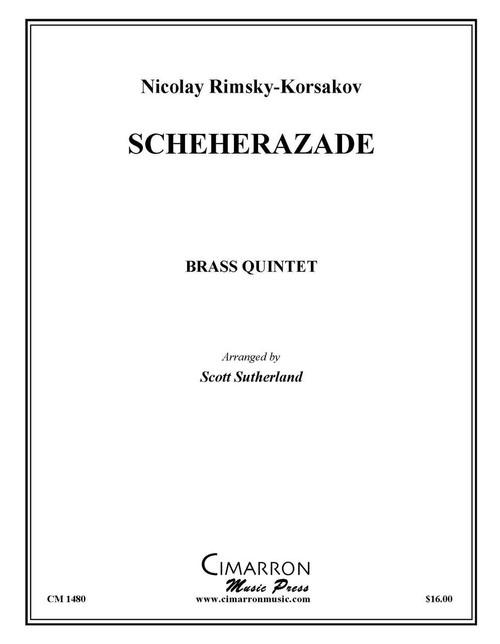 Scheherazade Brass Quintet Brass Quintet (Rimsky-Korsakov/ arr. Sutherland)