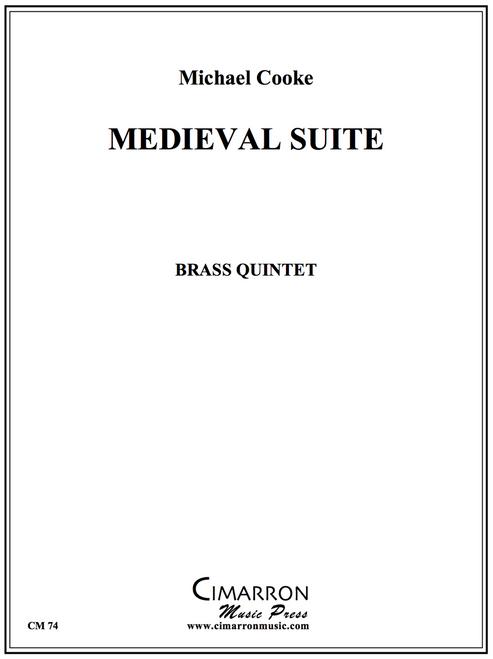 Medieval Suite Brass Quintet (Michael Cooke)