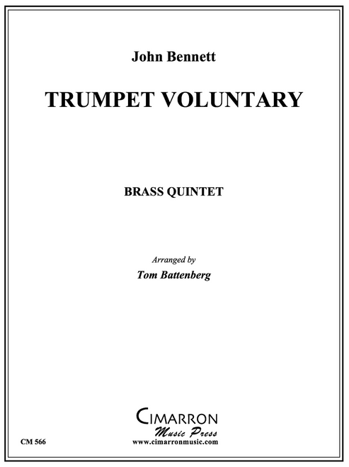 Trumpet Voluntary Brass Quintet (Bennett/Battenburg) PDF Download